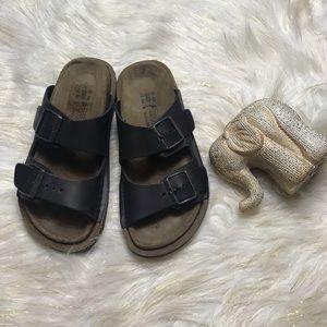 Tatami by Birkenstock Black Arizona Sandals 37